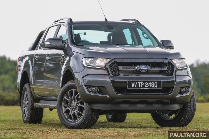 Ford Ranger 2.2L FX4 coming April 20 – RM122k est Image #642112