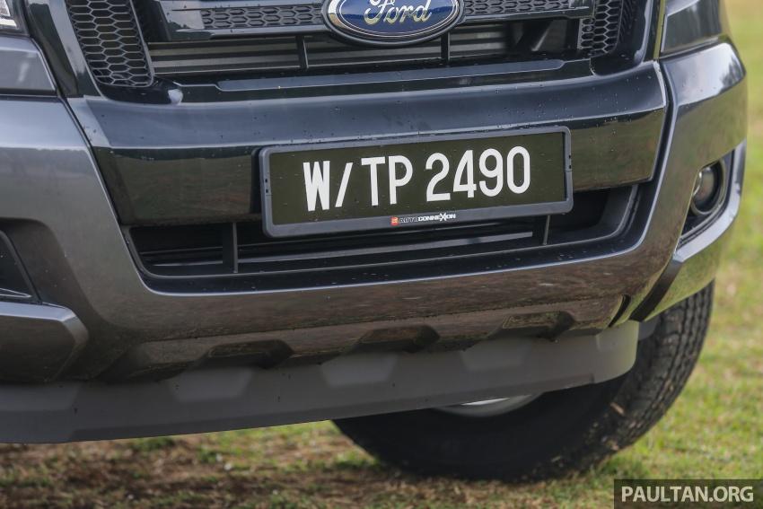 Ford Ranger 2.2L FX4 coming April 20 – RM122k est Image #642131