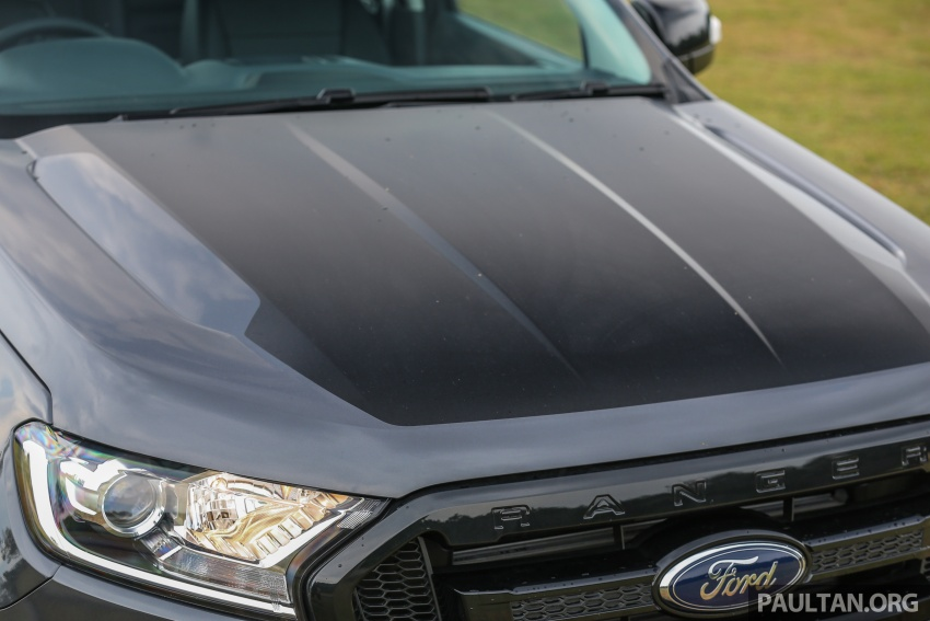 Ford Ranger 2.2L FX4 coming April 20 – RM122k est Image #642133