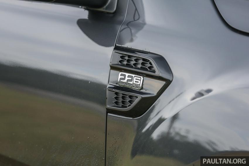 Ford Ranger 2.2L FX4 coming April 20 – RM122k est Image #642135