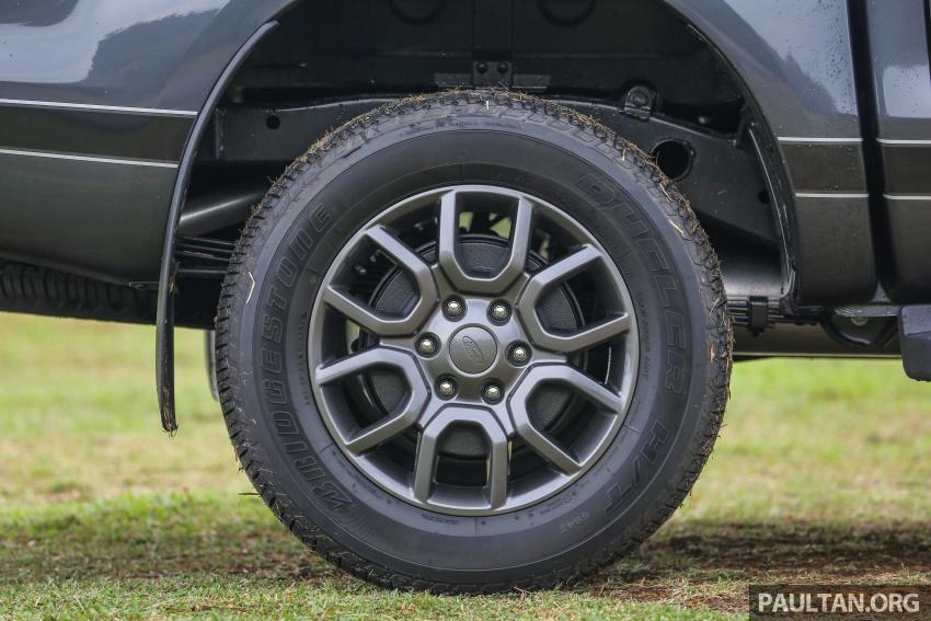 Ford Ranger 2.2L FX4 coming April 20 – RM122k est Image #642139