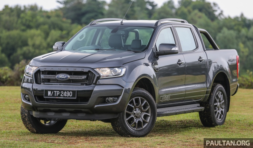 Ford Ranger 2.2L FX4 coming April 20 – RM122k est Image #642113