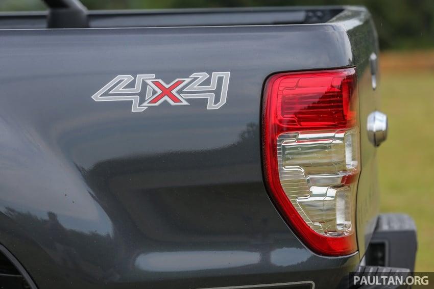 Ford Ranger 2.2L FX4 coming April 20 – RM122k est Image #642142