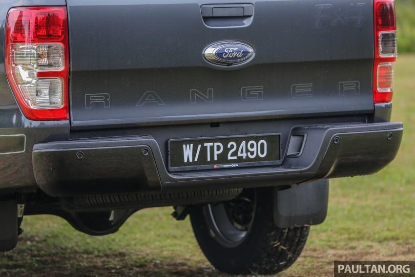 Ford Ranger 2.2L FX4 coming April 20 – RM122k est Image #642143