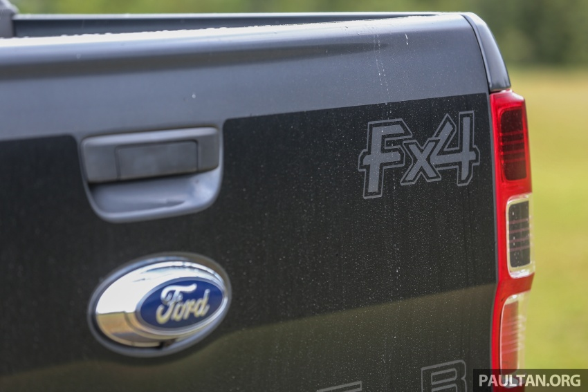 Ford Ranger 2.2L FX4 coming April 20 – RM122k est Image #642144