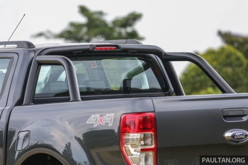 Ford Ranger 2.2L FX4 coming April 20 – RM122k est Image #642145