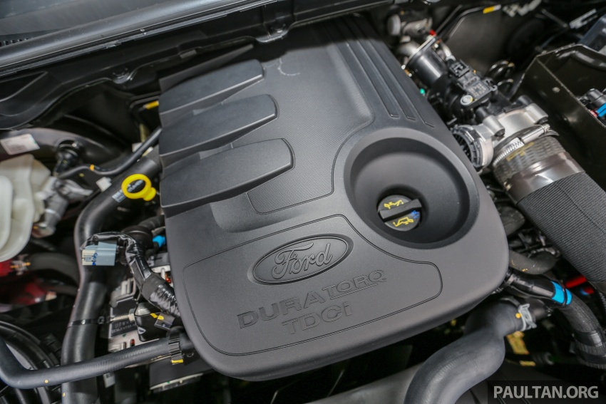 Ford Ranger 2.2L FX4 coming April 20 – RM122k est Image #642150