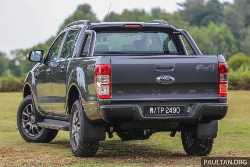 Ford Ranger 2.2L FX4 coming April 20 – RM122k est Image #642115