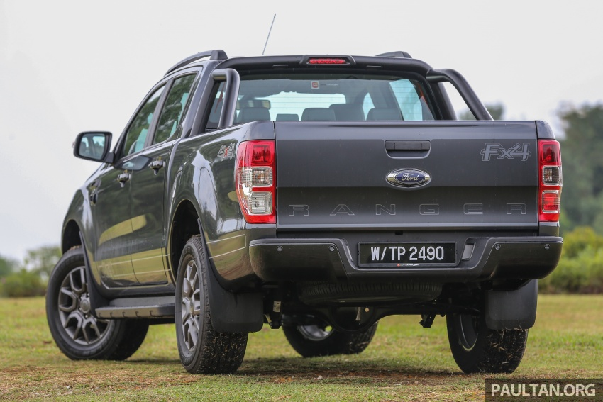 Ford Ranger 2.2L FX4 coming April 20 – RM122k est Image #642117