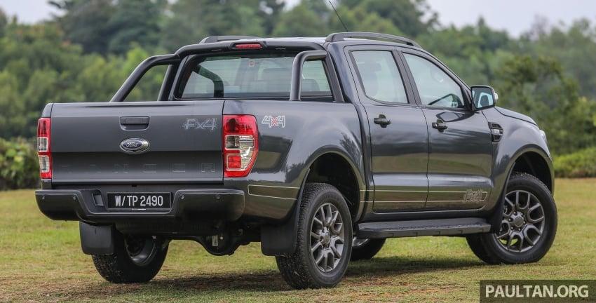 Ford Ranger 2.2L FX4 coming April 20 – RM122k est Image #642118