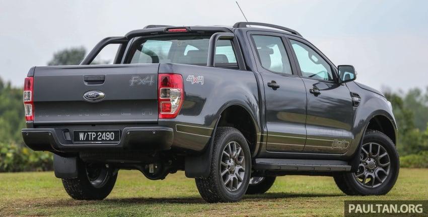 Ford Ranger 2.2L FX4 coming April 20 – RM122k est Image #642119