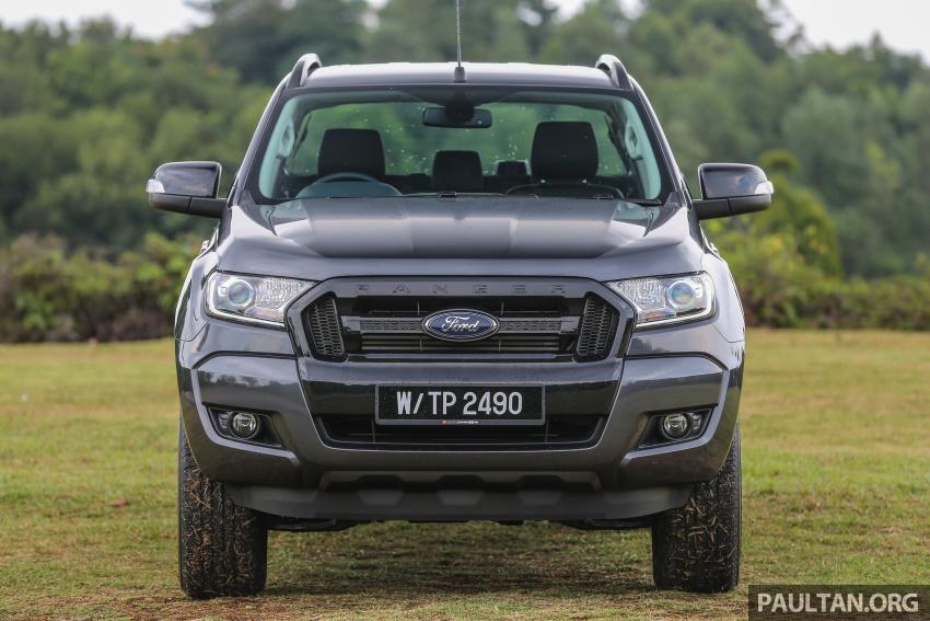 Ford Ranger 2.2L FX4 coming April 20 – RM122k est Image #642120