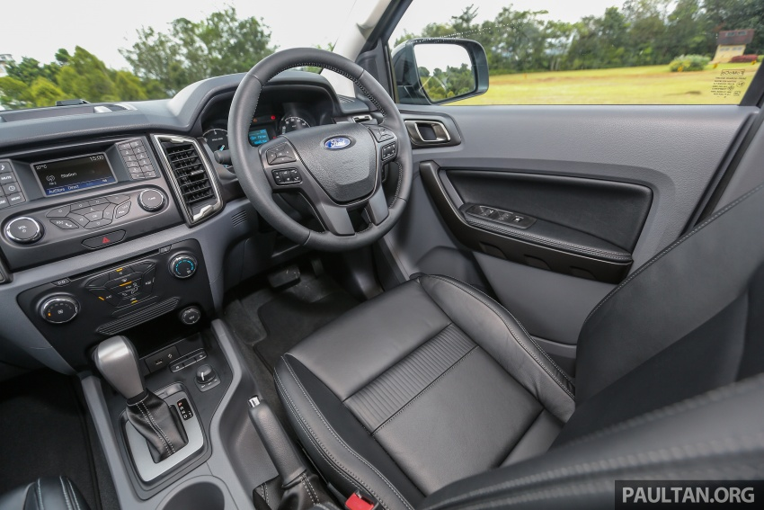 Ford Ranger 2.2L FX4 coming April 20 – RM122k est Image #642166