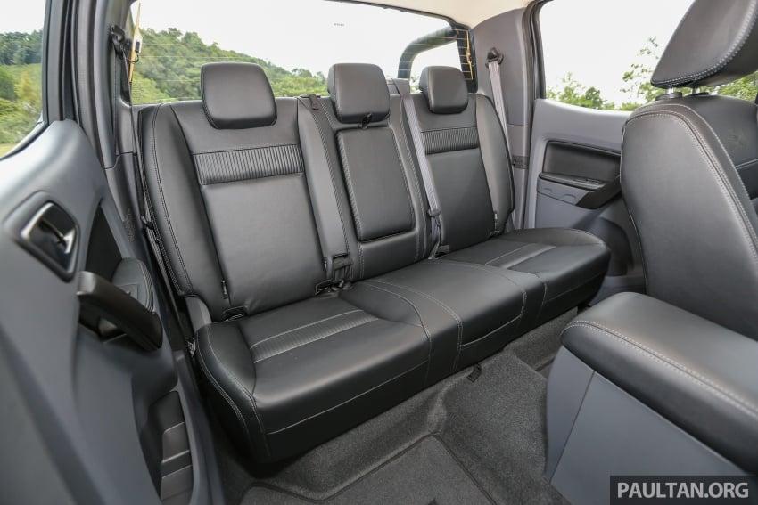 Ford Ranger 2.2L FX4 coming April 20 – RM122k est Image #642177