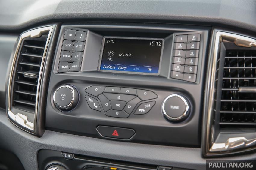 Ford Ranger 2.2L FX4 coming April 20 – RM122k est Image #642157