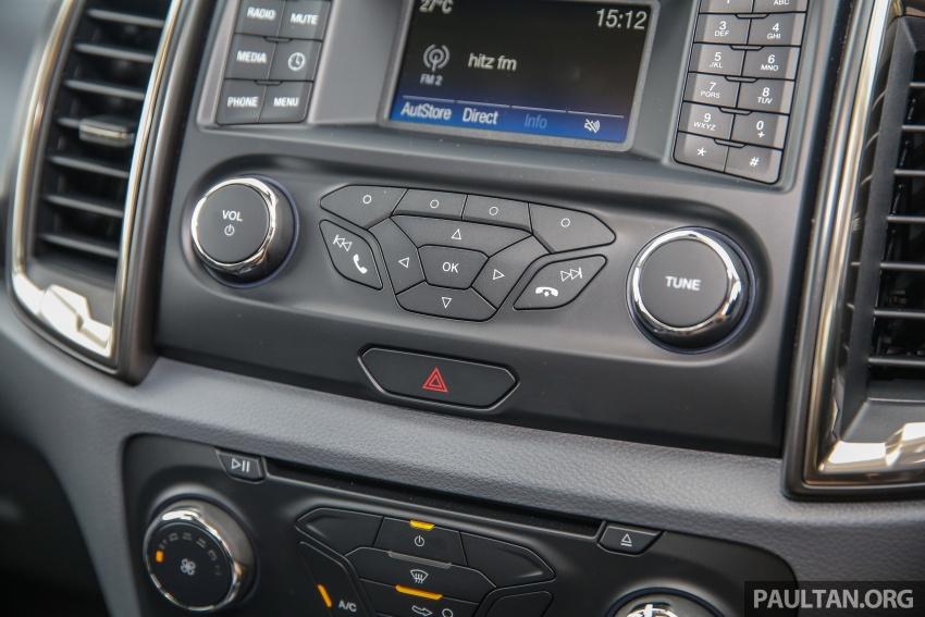 Ford Ranger 2.2L FX4 coming April 20 – RM122k est Image #642158