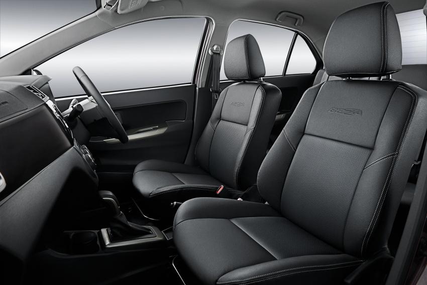 Perodua Bezza 2017 terima suntikan minor – bampar belakang lebih kemas, kabin dipertingkat, harga kekal Image #646039