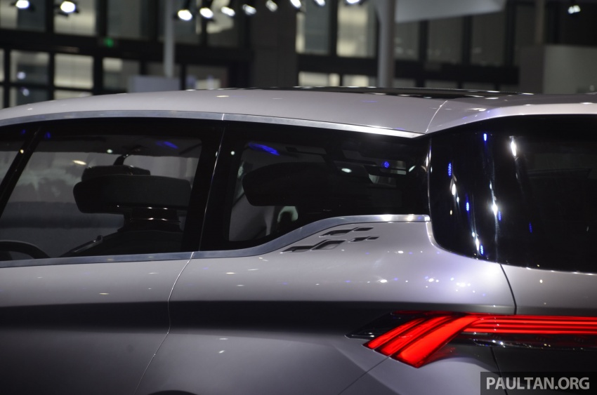GALLERY: Geely MPV Concept on stage in Shanghai Image #649588