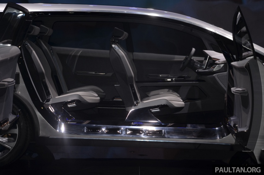 GALLERY: Geely MPV Concept on stage in Shanghai Image #649578