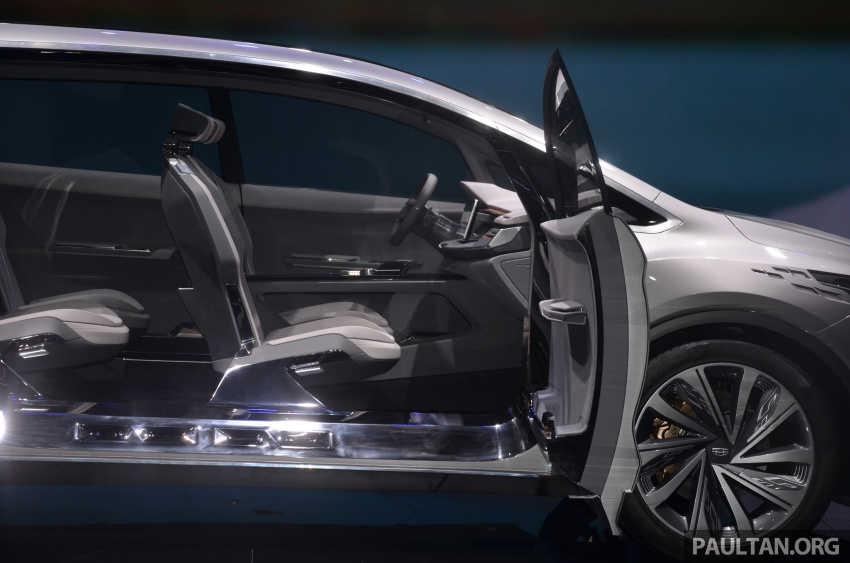 GALLERY: Geely MPV Concept on stage in Shanghai Image #649579