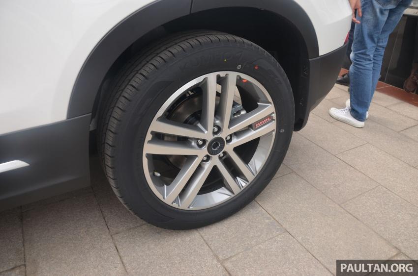 Go Auto bakal bawa Haval H6 Coupe 2.0 Turbo dan H9 2.0L petrol turbo 4×4 ke M'sia dengan harga kompetitif Image #649465