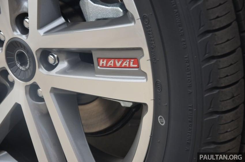 Go Auto bakal bawa Haval H6 Coupe 2.0 Turbo dan H9 2.0L petrol turbo 4×4 ke M'sia dengan harga kompetitif Image #649466