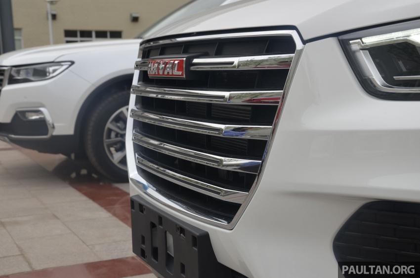 Go Auto bakal bawa Haval H6 Coupe 2.0 Turbo dan H9 2.0L petrol turbo 4×4 ke M'sia dengan harga kompetitif Image #649471