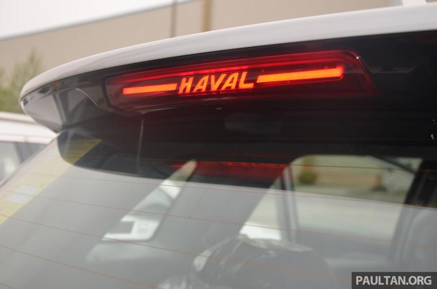 Go Auto bakal bawa Haval H6 Coupe 2.0 Turbo dan H9 2.0L petrol turbo 4×4 ke M'sia dengan harga kompetitif Image #649481
