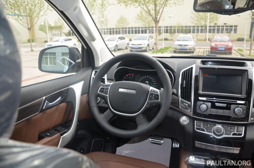 Go Auto bakal bawa Haval H6 Coupe 2.0 Turbo dan H9 2.0L petrol turbo 4×4 ke M'sia dengan harga kompetitif Image #649512