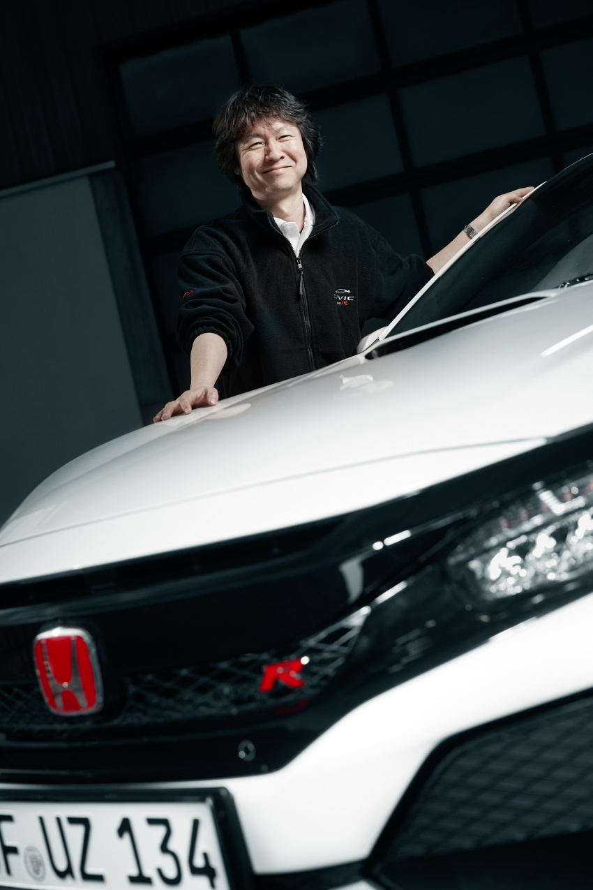 Honda Civic Type R reclaims FWD Nurburgring record Image #649993