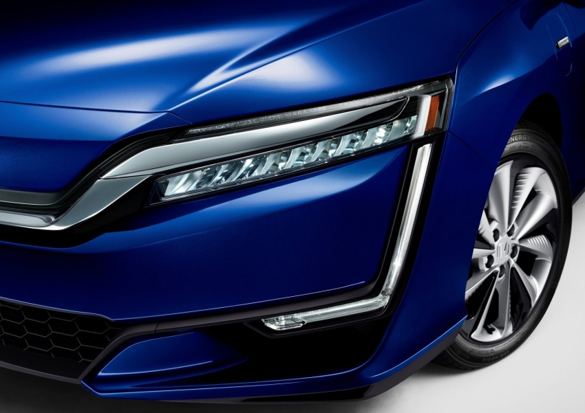 Honda Clarity Plug-in Hybrid and Electric revealed Image #645543