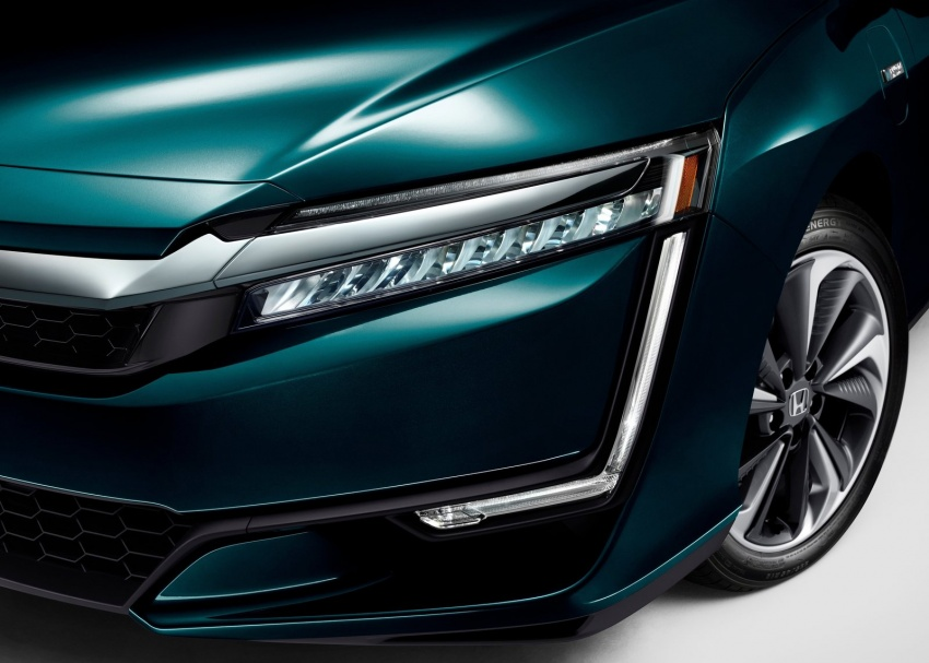 Honda Clarity Plug-in Hybrid and Electric revealed Image #645558