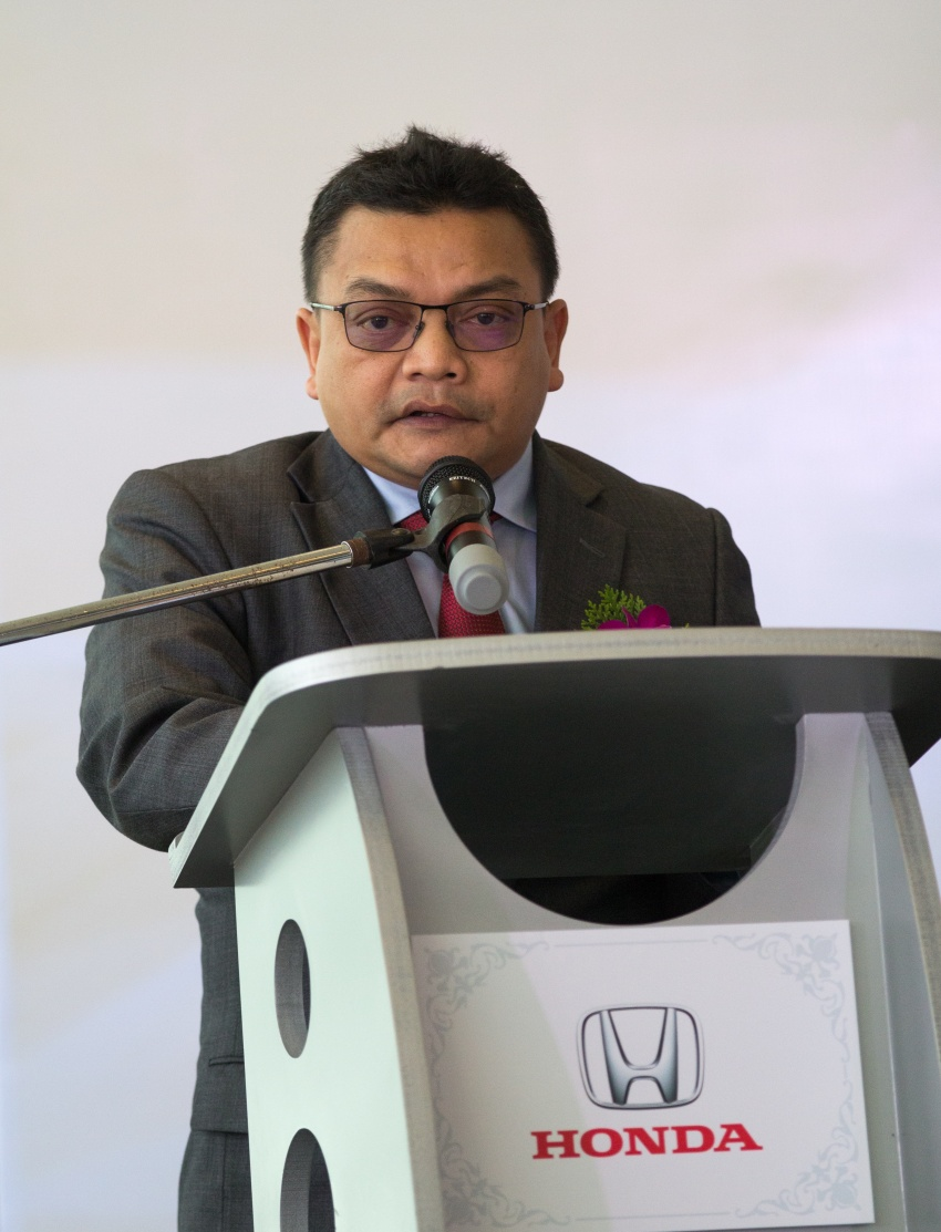 Honda Malaysia launches biggest 4S centre in Johor; records 45% sales increase in Q1 2017 from last year Image #649805