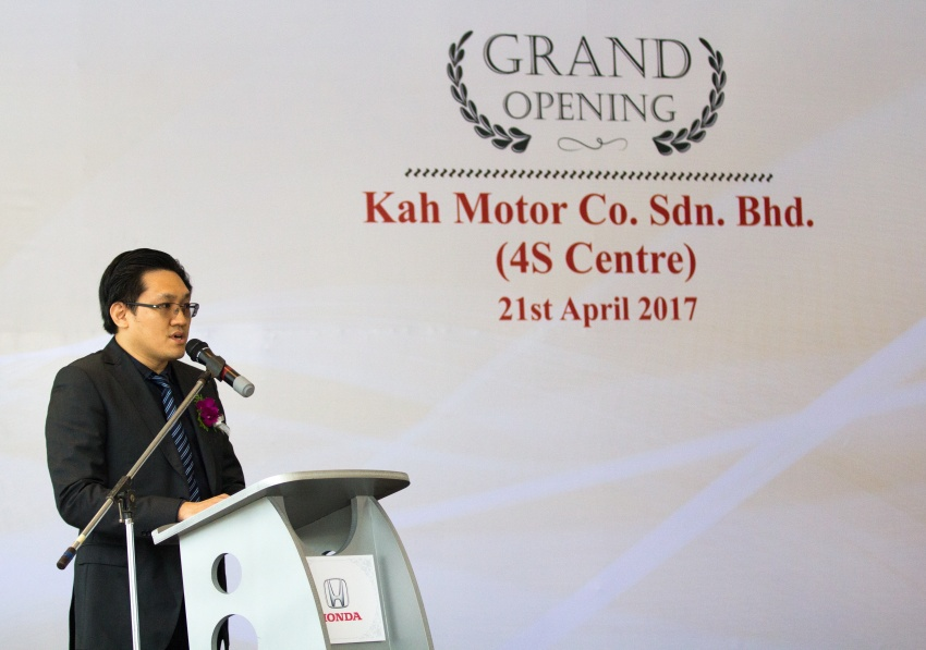 Honda Malaysia launches biggest 4S centre in Johor; records 45% sales increase in Q1 2017 from last year Image #649806