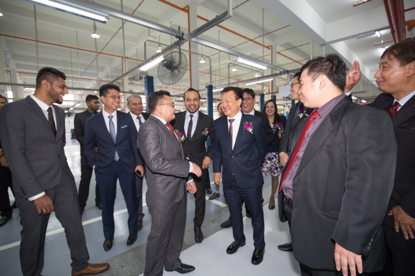 Honda Malaysia launches biggest 4S centre in Johor; records 45% sales increase in Q1 2017 from last year Image #649802