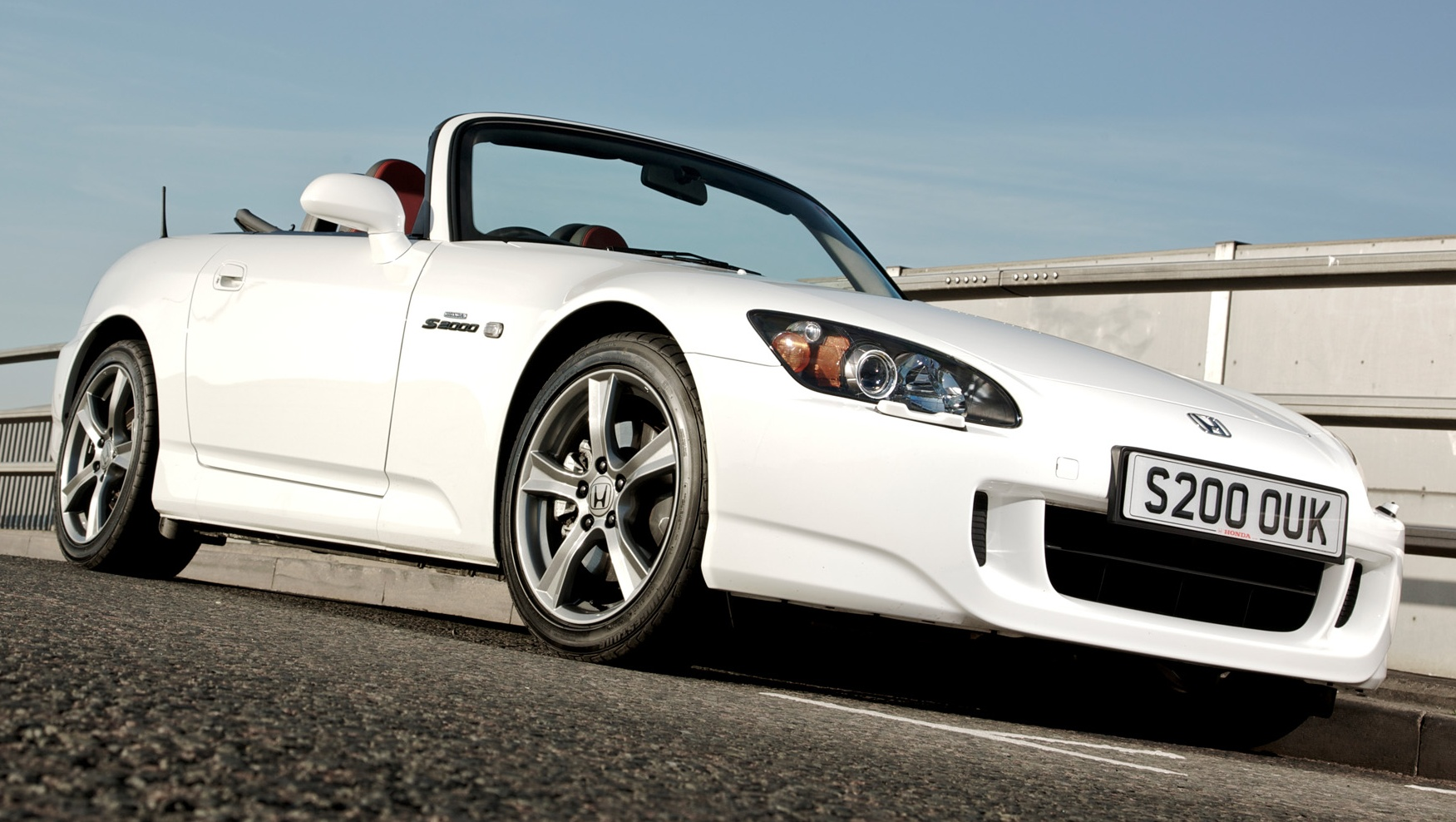 Back to Story: VIDEO: 2009 Honda S2000 Edition 100 showcased