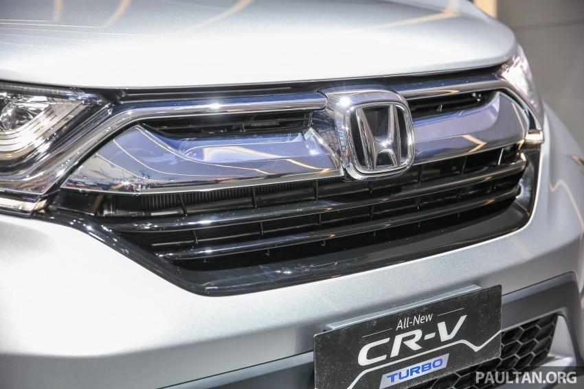 IIMS 2017: Honda CR-V baharu kini di Indonesia – 1.5L VTEC Turbo 7-tempat duduk, 2.0L NA 5-tempat duduk Image #652138