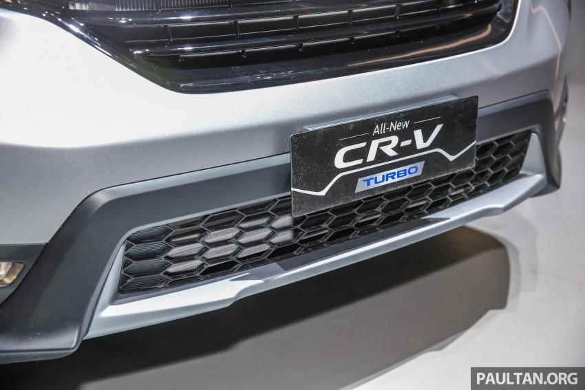 IIMS 2017: Honda CR-V baharu kini di Indonesia – 1.5L VTEC Turbo 7-tempat duduk, 2.0L NA 5-tempat duduk Image #652140