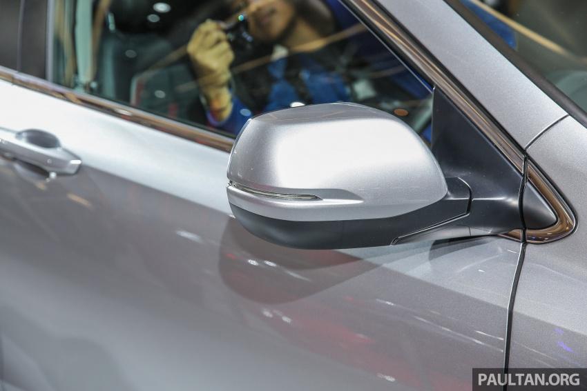 IIMS 2017: Honda CR-V baharu kini di Indonesia – 1.5L VTEC Turbo 7-tempat duduk, 2.0L NA 5-tempat duduk Image #652142
