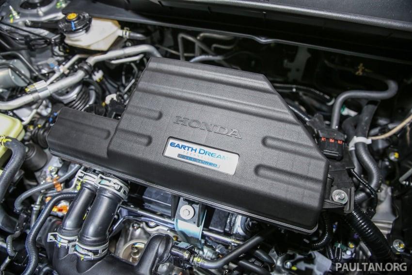 IIMS 2017: Honda CR-V baharu kini di Indonesia – 1.5L VTEC Turbo 7-tempat duduk, 2.0L NA 5-tempat duduk Image #652157