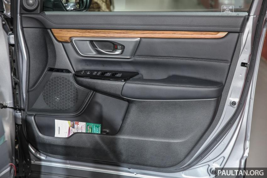 IIMS 2017: Honda CR-V baharu kini di Indonesia – 1.5L VTEC Turbo 7-tempat duduk, 2.0L NA 5-tempat duduk Image #652174