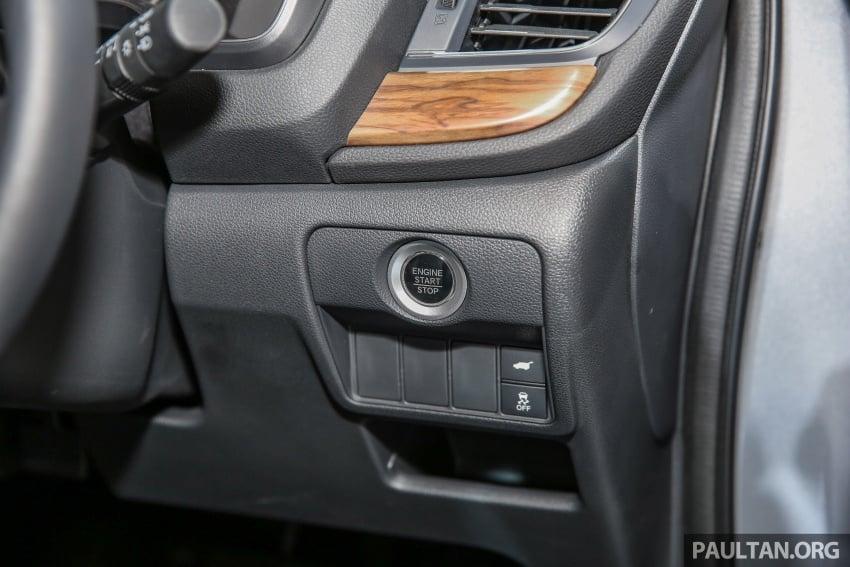IIMS 2017: Honda CR-V baharu kini di Indonesia – 1.5L VTEC Turbo 7-tempat duduk, 2.0L NA 5-tempat duduk Image #652176
