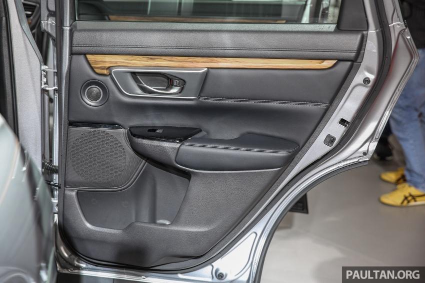 IIMS 2017: Honda CR-V baharu kini di Indonesia – 1.5L VTEC Turbo 7-tempat duduk, 2.0L NA 5-tempat duduk Image #652179