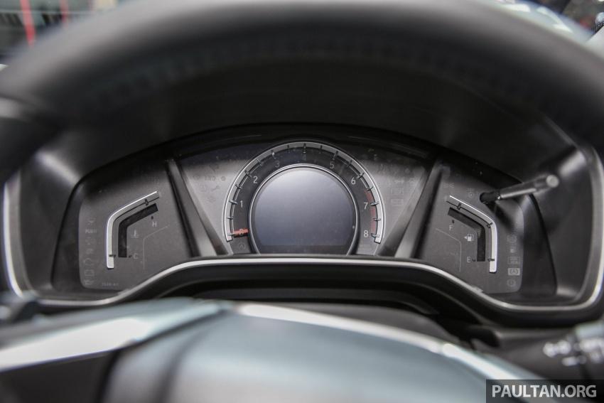 IIMS 2017: Honda CR-V baharu kini di Indonesia – 1.5L VTEC Turbo 7-tempat duduk, 2.0L NA 5-tempat duduk Image #652162