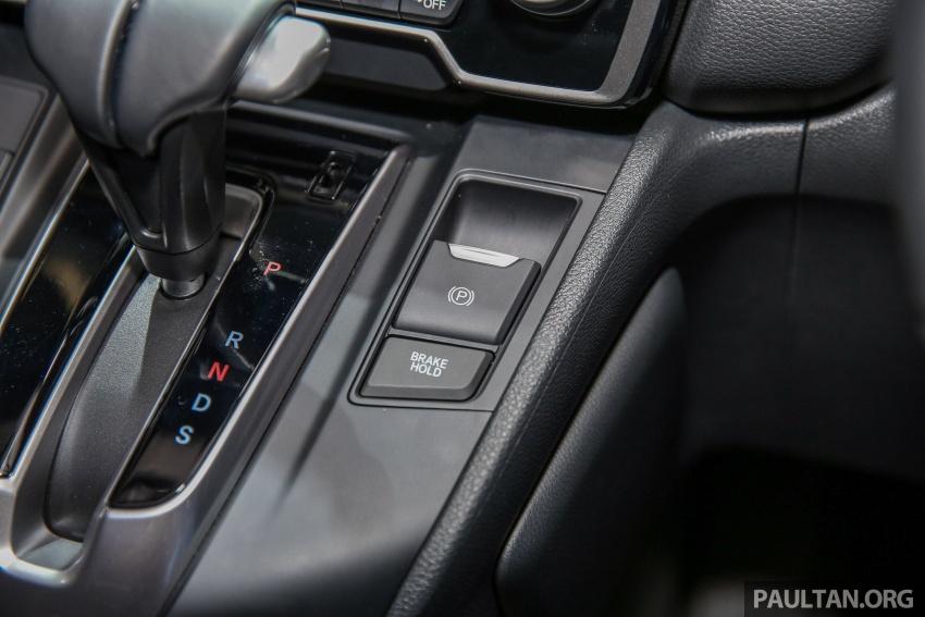 IIMS 2017: Honda CR-V baharu kini di Indonesia – 1.5L VTEC Turbo 7-tempat duduk, 2.0L NA 5-tempat duduk Image #652167