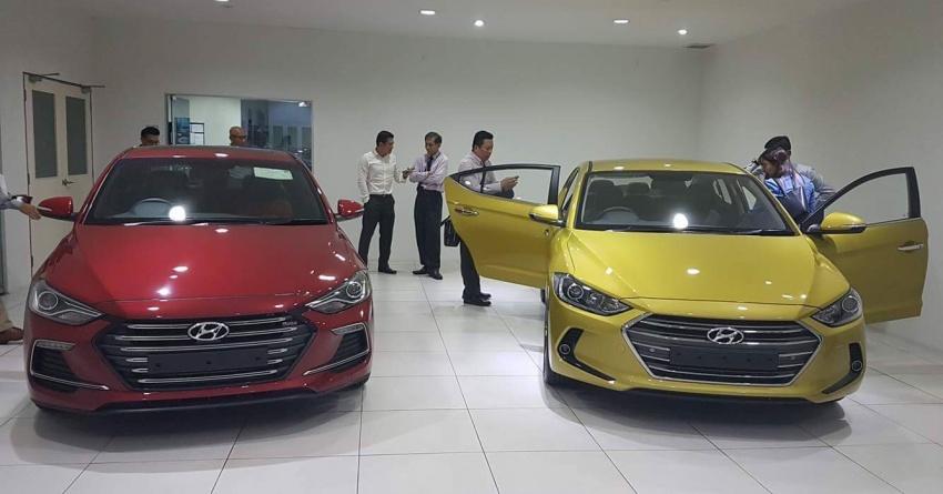 New Hyundai Elantra coming soon – 1.6 Turbo, 2.0 NA Image #645360