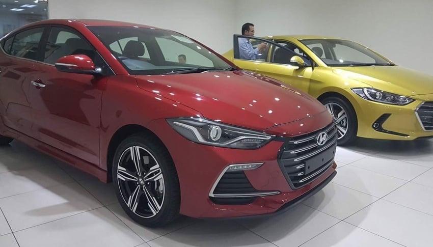 New Hyundai Elantra coming soon – 1.6 Turbo, 2.0 NA Image #645361