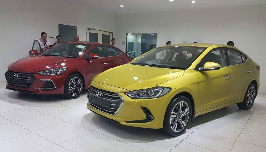 New Hyundai Elantra coming soon – 1.6 Turbo, 2.0 NA Image #645362