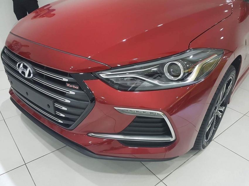 New Hyundai Elantra coming soon – 1.6 Turbo, 2.0 NA Image #645363