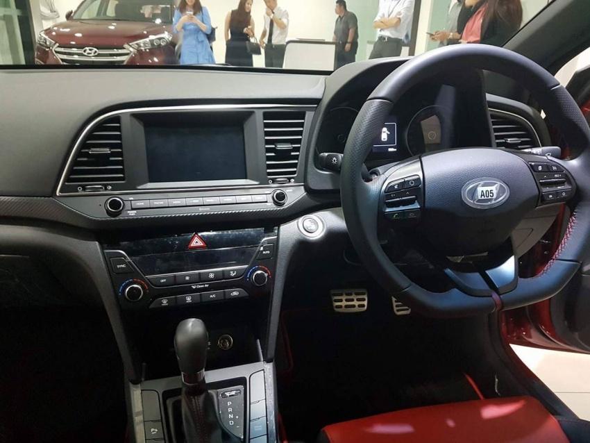 New Hyundai Elantra coming soon – 1.6 Turbo, 2.0 NA Image #645364